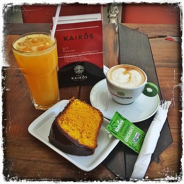 Foto tirada no(a) Café Kairós por Bruno B. em 12/18/2013