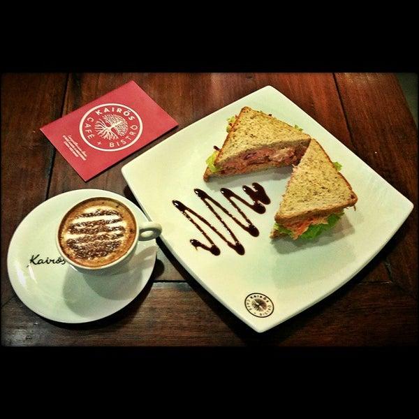 Foto tirada no(a) Café Kairós por Bruno B. em 11/12/2014
