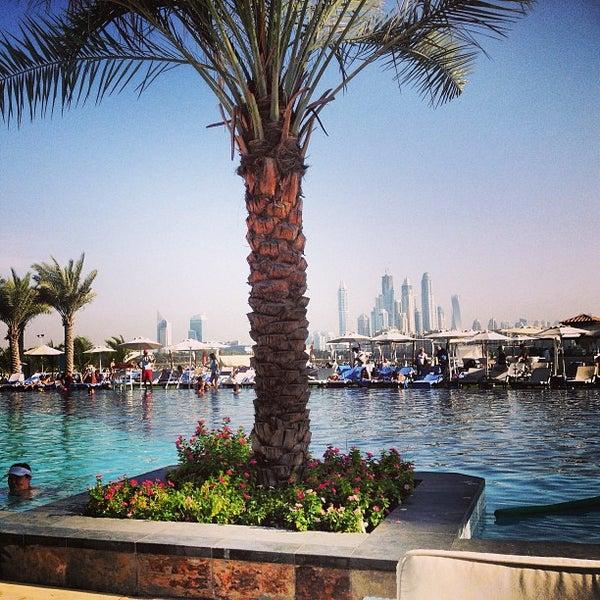 6/1/2013 tarihinde Bakytzhan Z.ziyaretçi tarafından Rixos The Palm Dubai'de çekilen fotoğraf