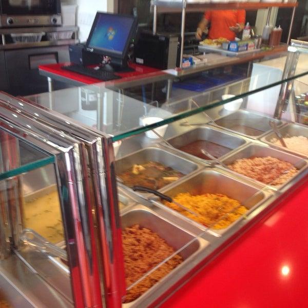 Brickell Fresh Cafe Menu