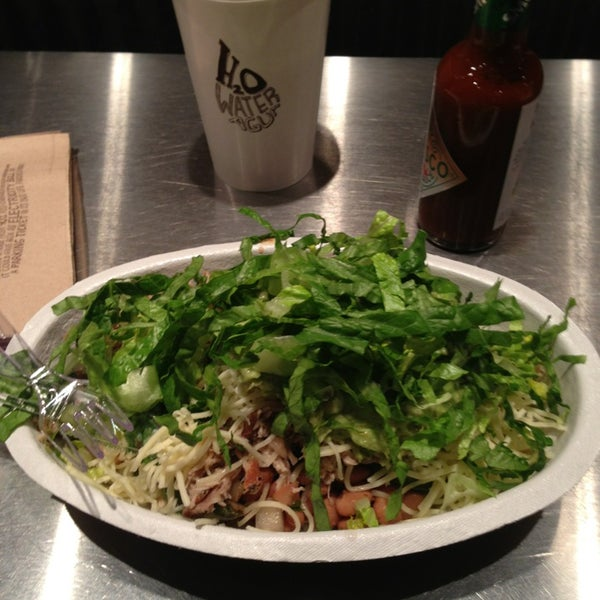 Photo taken at Chipotle Mexican Grill by Marc S. on 1/19/2013