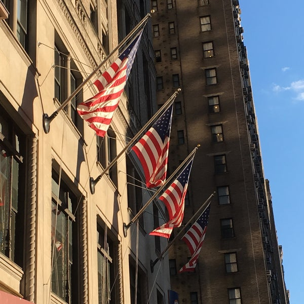 Photo taken at Garment District by Andrea M. on 8/8/2017