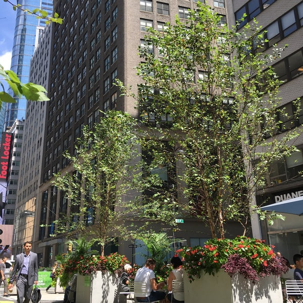 Photo taken at Garment District by Andrea M. on 8/16/2017