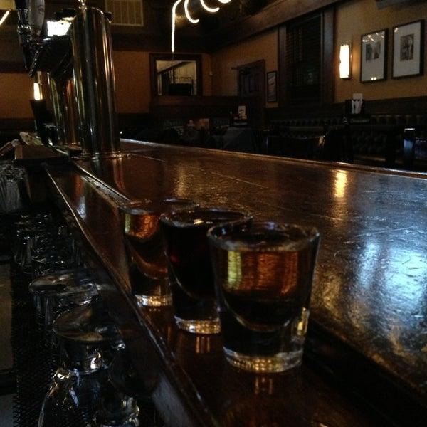 Photo taken at Wellington's Tavern by Jenna G. on 3/10/2013