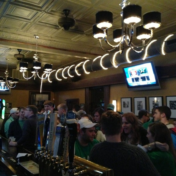 Photo taken at Wellington's Tavern by Jenna G. on 3/17/2013