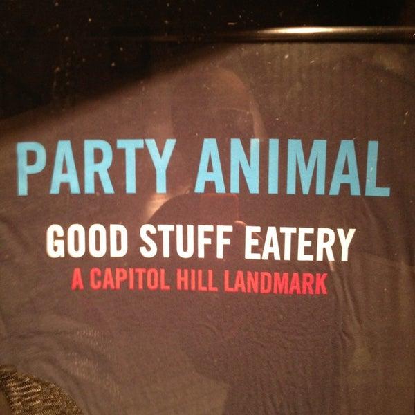 Das Foto wurde bei Good Stuff Eatery von Antonio V. am 3/3/2013 aufgenommen