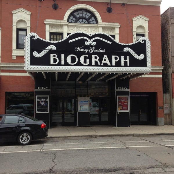 Victory Gardens Biograph Theater North Side 2433 N Lincoln Ave