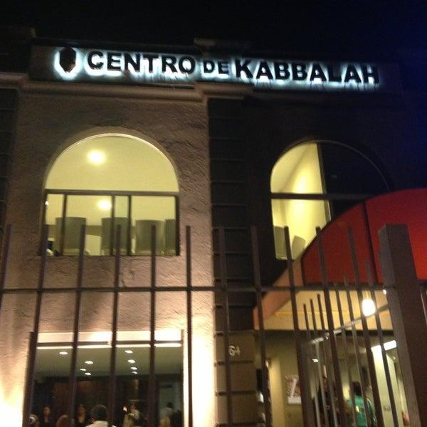 Foto tomada en Centro de Kabbalah, Librería Polanco por Marcela S. el 4/16/2013