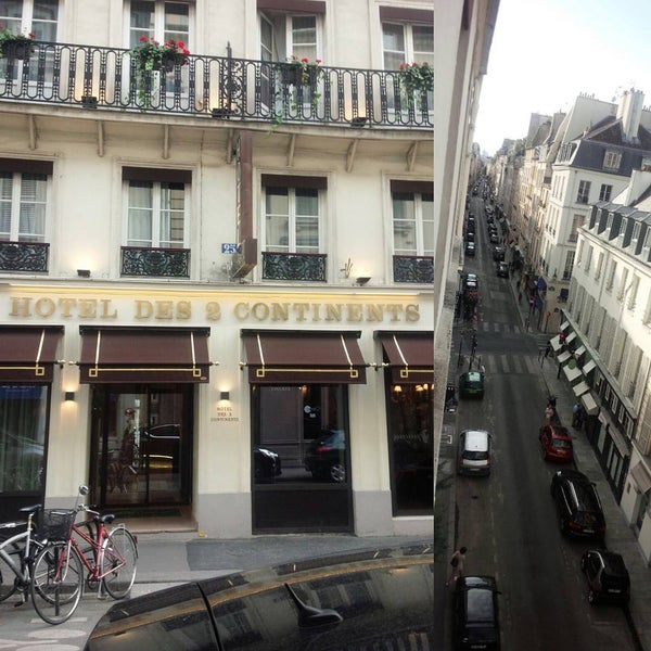 Photo prise au Hôtel des Deux Continents par rarihozzz le8/9/2015
