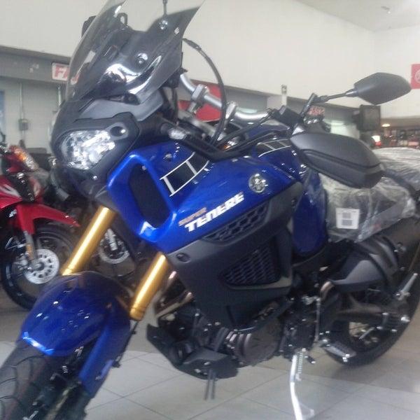 Yamaha tienda de motos en santa mar a la ribera for Yamaha santa maria