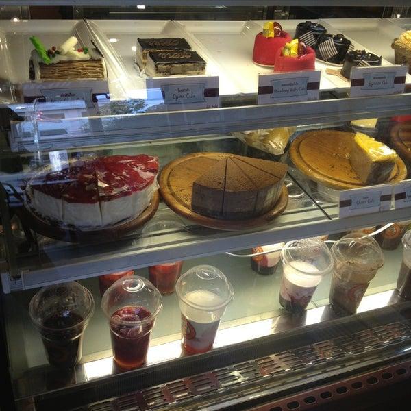 Photo taken at brown sugar cafe by saii s. on 1/6/2013