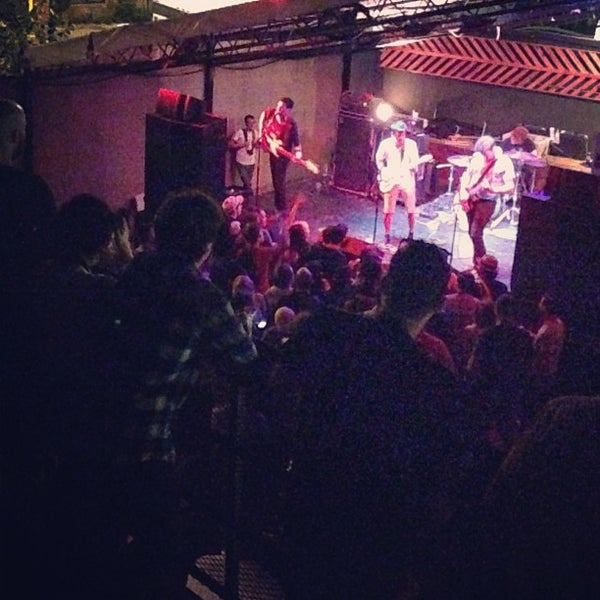Photo taken at The Mohawk by But I Just Like Music! on 11/3/2012