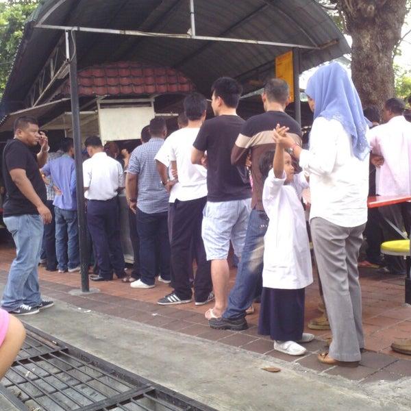 Photo taken at Bangsar Fish Head Corner by zull a. on 5/6/2013