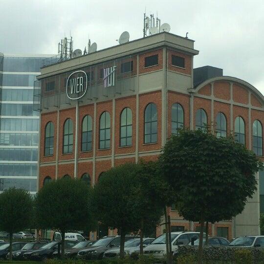 Photo taken at SBS Belgium by Sven D. on 9/17/2012