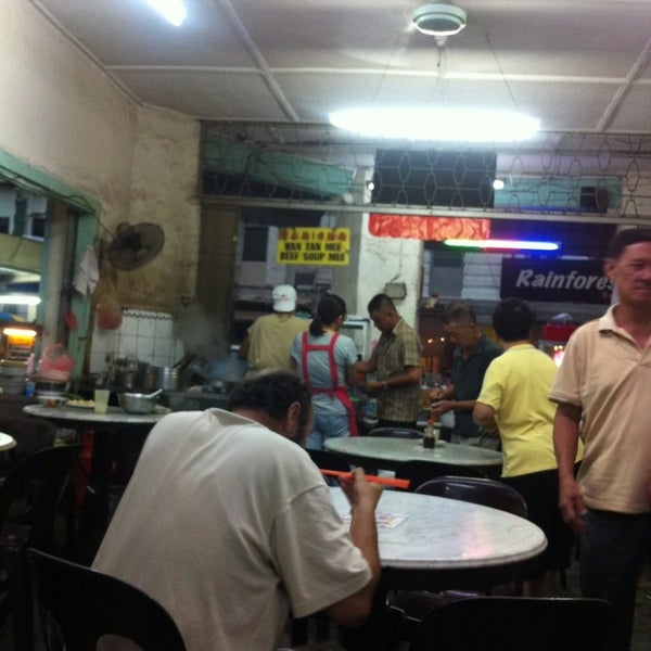 Photo taken at Chulia St. Night Hawker Stalls by Stacey W. on 2/4/2013