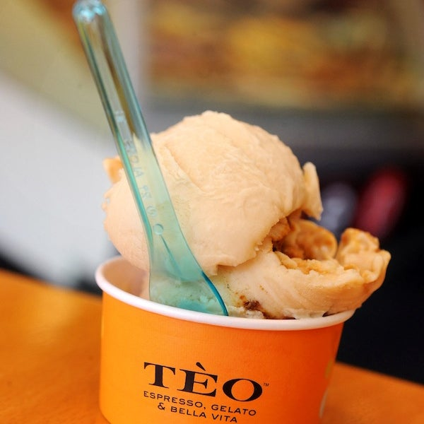 """Matt """"Tèo"""" Lee apprenticed in Italy and makes the most decadent gelato you're likely to get this side of the Atlantic, with organic, Central Texas milk. A long-running favorite of our readers."""