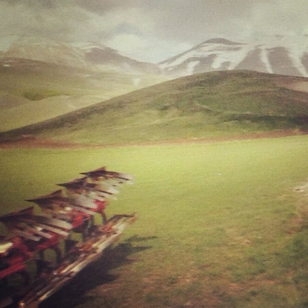 Photo taken at Norcia by Giovanna C. on 5/18/2014
