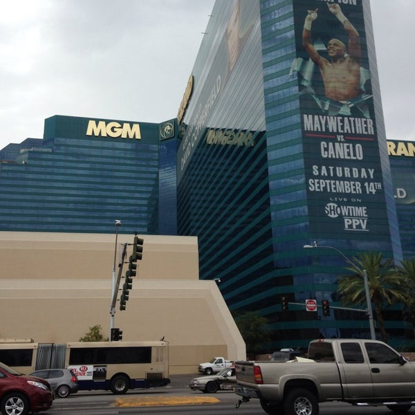 Photo taken at MGM Grand Hotel & Casino by Danica Ann H. on 7/23/2013
