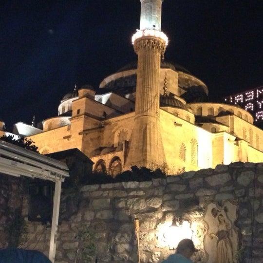 7/12/2013 tarihinde Merve A.ziyaretçi tarafından Şerbethane'de çekilen fotoğraf
