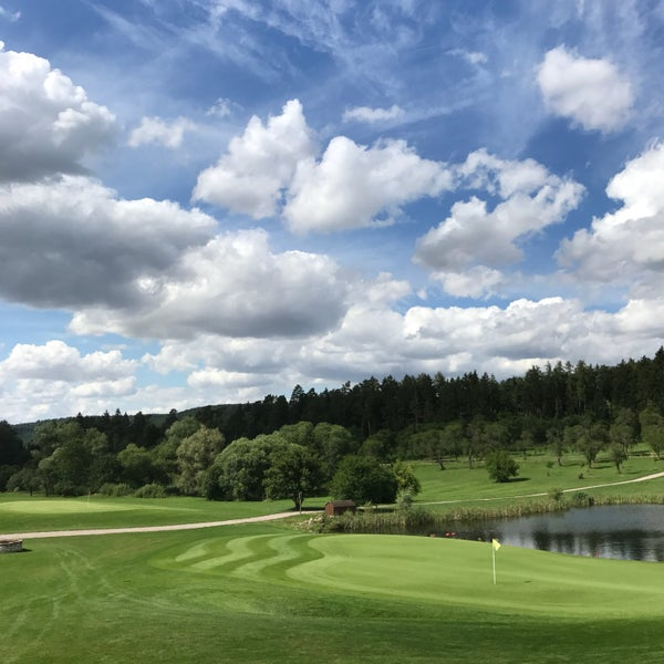 Photo taken at Lindner Spa & Golf Hotel Weimarer Land by Andreas S. on 7/23/2017