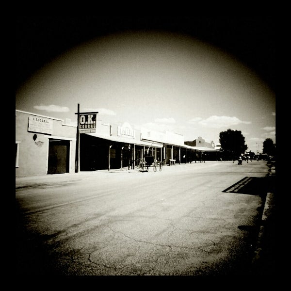 Photo taken at O.K. Corral by Taylor H. on 9/26/2012