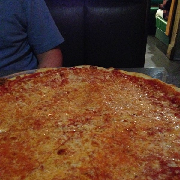 Photo taken at Toby's Original Little Italy Pizza by Christopher N. on 11/13/2013