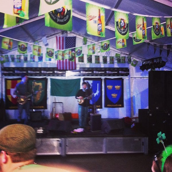 Photo taken at Dubliner Pub by Duane F. on 3/16/2013