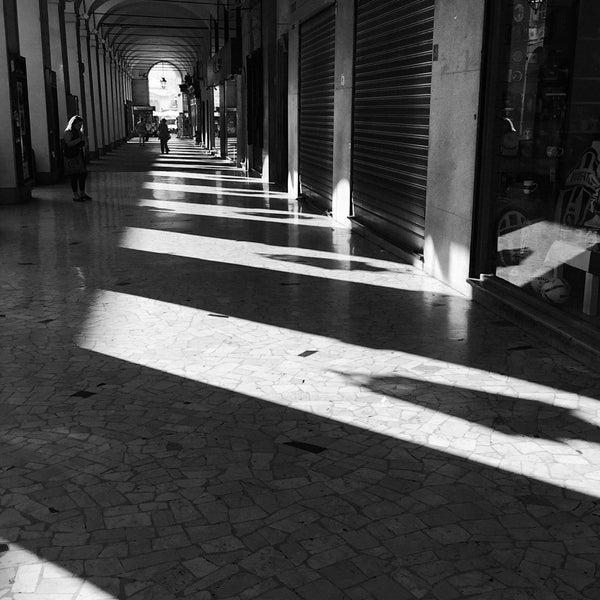 Photo taken at Via Po by Davide C. on 7/25/2016
