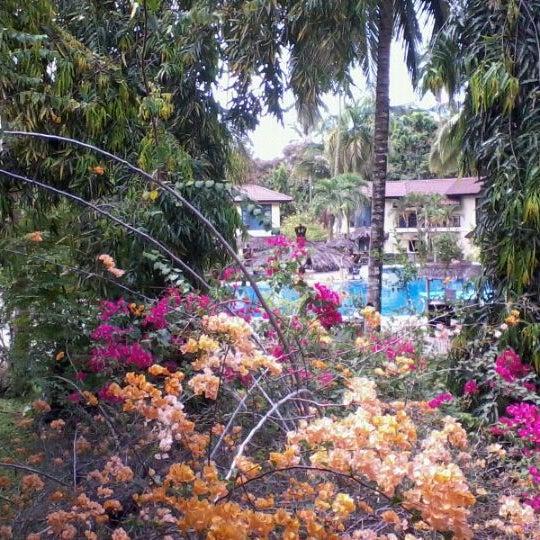 Photo taken at Tasik Ria Resort by Isaura K. on 10/1/2012