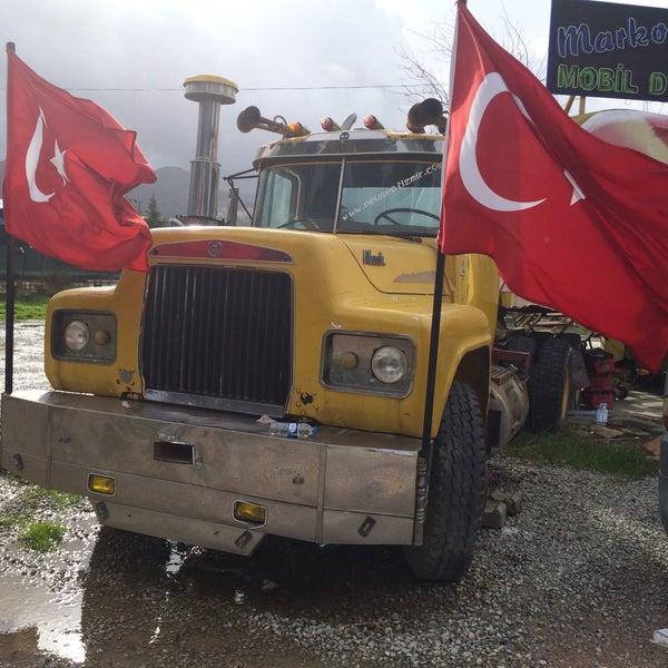 Foto scattata a Çifte Kumrular da Efe M. il 12/29/2014