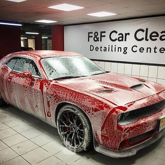2/24/2017 tarihinde F&F Car Cleanziyaretçi tarafından F&F Car Clean'de çekilen fotoğraf