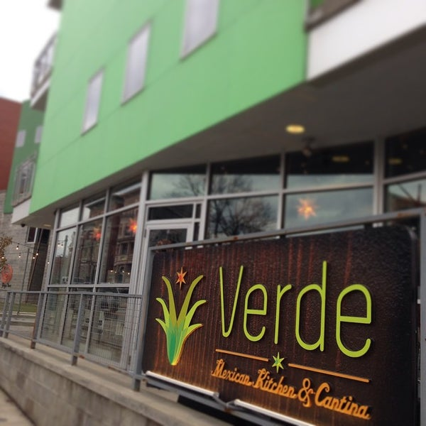 Photo taken at Verde Mexican Kitchen & Cantina by @The Food Tasters on 11/30/2014
