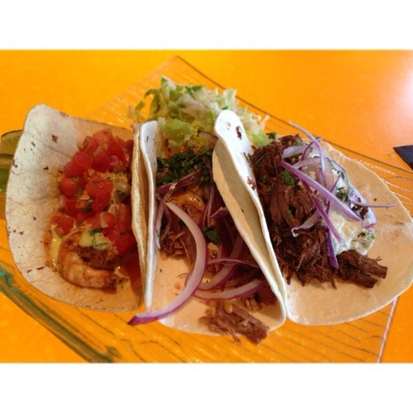 Photo taken at Verde Mexican Kitchen & Cantina by @The Food Tasters on 3/29/2014