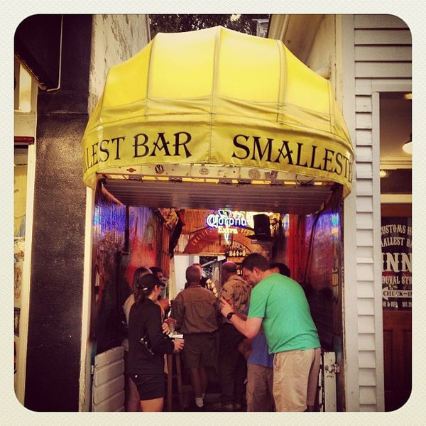Photo taken at Smallest Bar by @The Food Tasters on 2/15/2013