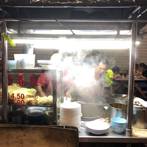 Photo taken at Chulia St. Night Hawker Stalls by Louie O. on 3/11/2018