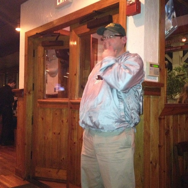 Photo taken at Outback Steakhouse by Cathy M. on 2/2/2013