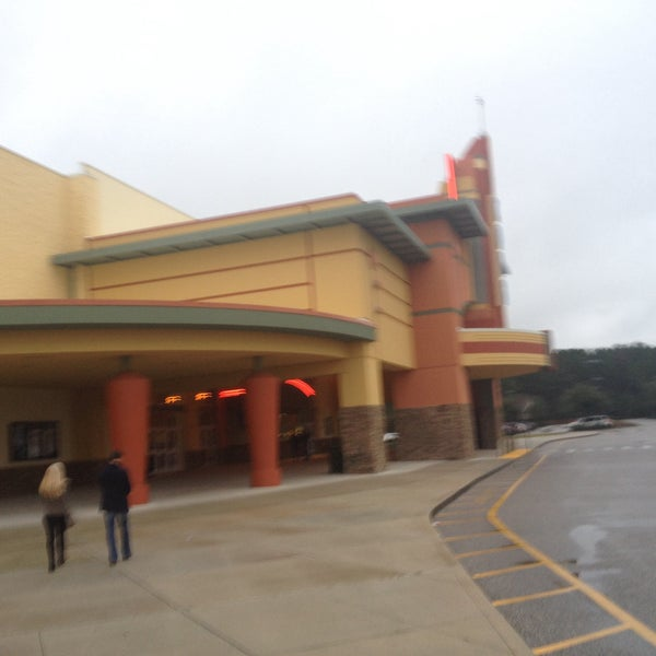 Love going to the movies with my wife