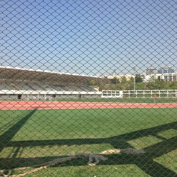 Photo prise au İTÜ Stadyumu par Vahdet L. le4/25/2013