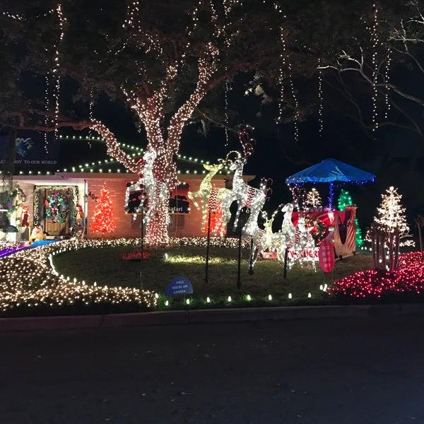 photo taken at city of windcrest christmas light up by greg b on - Windcrest Christmas Lights