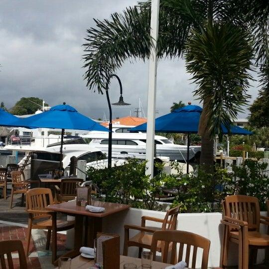 Photo taken at Bimini Boatyard Bar & Grill by Jennifer S. on 3/1/2015