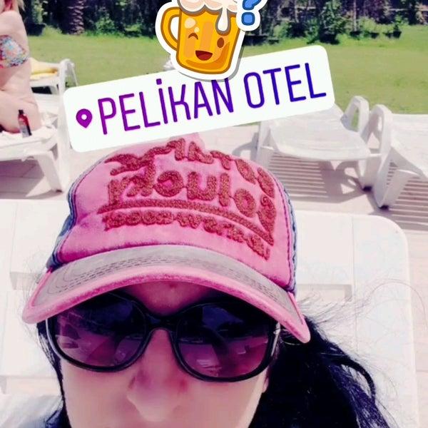 8/5/2018 tarihinde Hulya ..ziyaretçi tarafından Pelikan Otel'de çekilen fotoğraf
