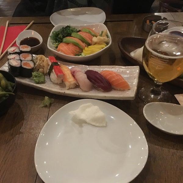 Photo taken at SushiCo by Erturk ö. on 2/16/2017