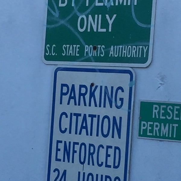 Sc State Port Authority Parking