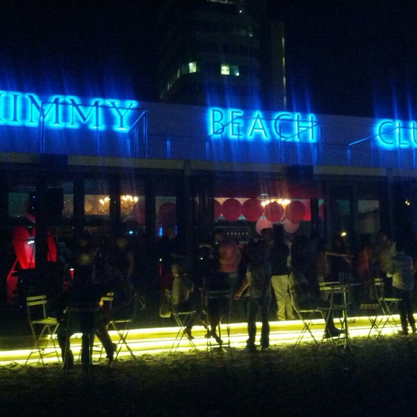 Shimmy Beach Club Cape Town Cbd Foreshore 12 South