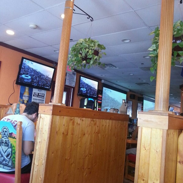Photo taken at Los Toltecos by Ray V. on 7/1/2014