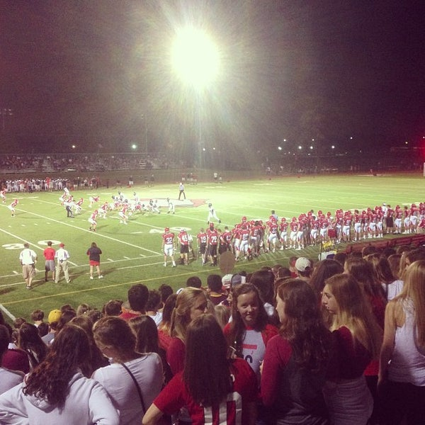 Photo taken at Hinsdale Central High School by Christina B. on 9/1/2013