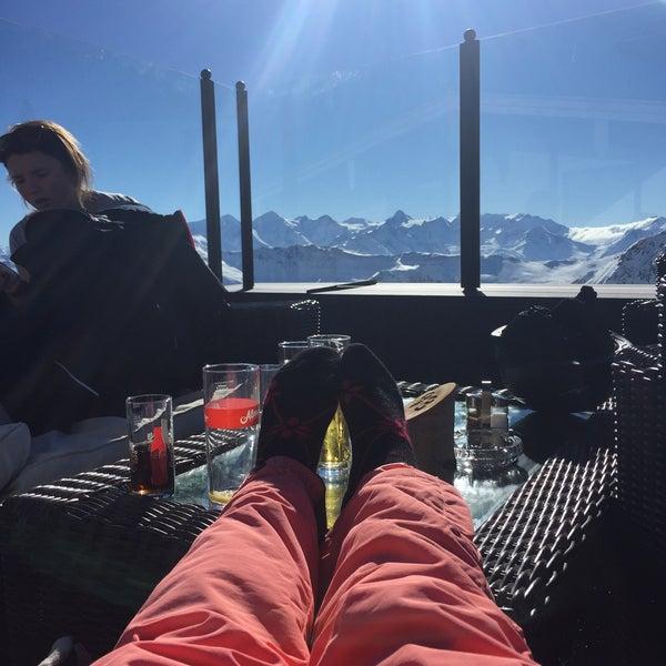 Das Foto wurde bei Westgipfelhütte von Louise V. am 2/16/2015 aufgenommen