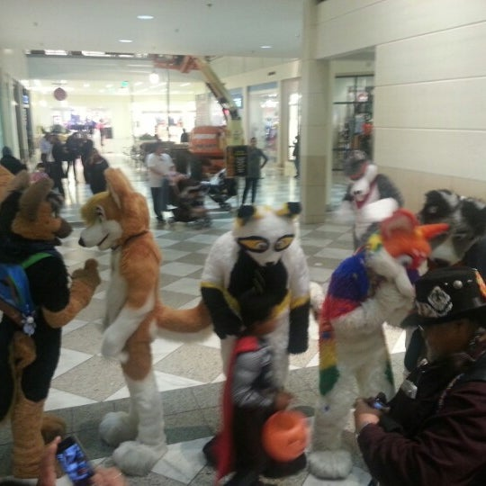 Photo taken at Hillsdale Shopping Center by Kendoro D. on 11/1/2012