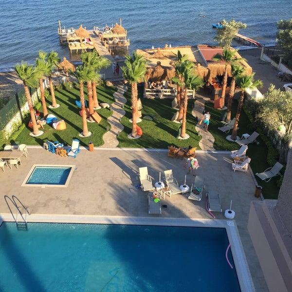 7/9/2016 tarihinde İhsan S.ziyaretçi tarafından ESİDA boutique hotel'de çekilen fotoğraf