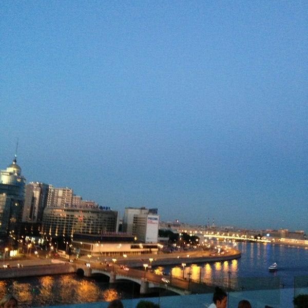 Снимок сделан в Москва City пользователем Кириll 😎 6/21/2013